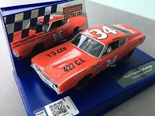 "Carrera Digital 132 30754 FORD TORINO TALLADEGA "" Wendell Scott, nr. 34 """