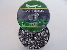 Airifle pellets new remington spike .22 x 200 quality german made..