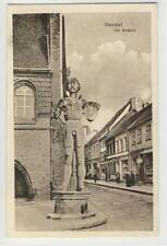 AK Stendal, Der Roland, 1920
