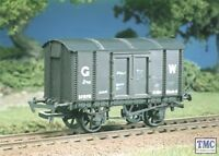563 Ratio OO Gauge GWR Iron Mink 'A' van (M/W)  Plastic Kit
