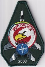 Polish Air Forces -  41st Tactical Fighter SQ (MiG-29M) pilot's patch (01).