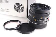 Leica Leitz Elmarit-R 35mm 2.8 3-Cam Lens 3108328