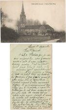 CPA Dando postcard Church L'Eglise Notre Dame VIRELADE 33 Gironde [1207 R]