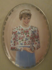 PRINCESS DIANA Collector Plate #3 A TRUE PRINCESS Queen of Our Hearts