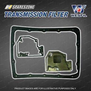 Wesfil Transmission Filter for Mitsubishi Delica Express Starwagon Triton