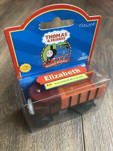 Elizabeth Thomas & Friends Wooden Railway New In Box Rare Sealed
