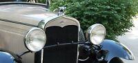 A Ford 1 1930s GT Sport Car Vintage 24 T Antique 18 Classic 40 Metal Model 12