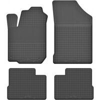 Gummi-Fußmatten+Kofferraumwanne HYUNDAI i10 II Fließheck 2013-heute