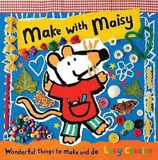 Make with Maisy, Cousins, Lucy, New Book