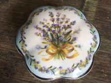 Trinket Dish Boxed Decorative Royal Worcester Porcelain & China