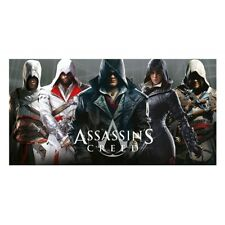 Assassins Creed 140cmx70cm Velour Bath Towel UK