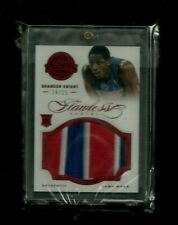 Brandon Knight 2012-13 Flawless Patches RUBY Rookie #/15 RARE Detroit Pistons RC