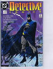 Detective Comics # 600 DC Pub 1989
