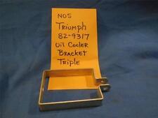 Triumph 82-9317 Oil Cooler Bracket Triple NOS  NP549