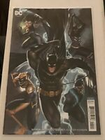 BATMAN AND THE OUTSIDERS #1 STJEPAN SEJIC VARIANT COVER 2019 1st app kaliber