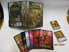 World of Warcraft - upper deck  karten noch verschweisst