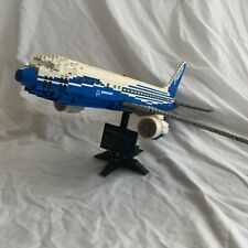 LEGO 10177 Boeing 787 Dreamliner complete with instruction jet aircraft airliner