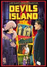 Devils Island DVD 2013 Pauline Frederick Marian Nixon Frank O'Connor NEW