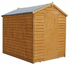 Mercia Overlap Windowless Shed - 7 x 5ft.