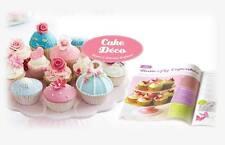 Lot 34 Fascicules Cake Déco ALTAYA art décoration gâteau + tous les accessoires