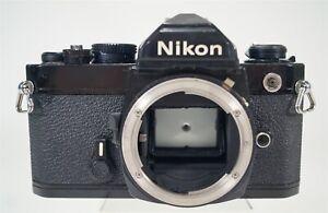 Vintage 1977-82 Early Version Nikon FM 35mm Film SLR Camera Body FM2387417