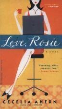 Love, Rosie Ahern, Cecelia Mass Market Paperback