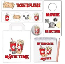 Movie Film Cinema Themed Party Goody Bag With Fillers Boys Girls Kids Birthday