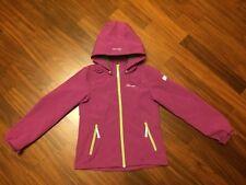 ICEPEAK - Giacca Bambina/Girl's Softshell Jacket Outdoor Trekking Travel Touring