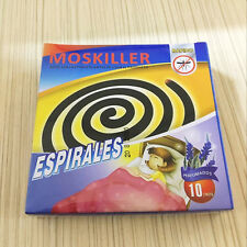 MOSKILLER Mosquito Repellent Coil Incense , 10 Coils