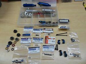 Vintage Team Associated NTC3 GT2 MTR mounts Part # 1710 2310 7971 parts lot