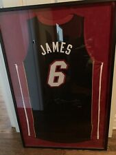 separation shoes 98ba9 cc783 Miami Heat LeBron James Original Sports Autographed Items ...