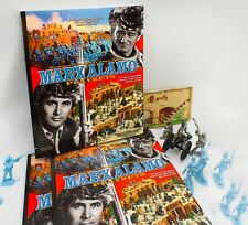 MARX ALAMO PLAYSETS (Softcover Book) by Russell S. Kern