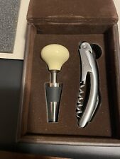 Genuine Mercedes-Benz Wine stopper / Cork scew gift set B66041474
