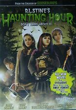 R.L. Stine's The HAUNTING HOUR DON'T THINK ABOUT IT (2007) Emily Osment SEALED