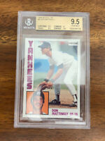 1984 Topps Nestle Don Mattingly #8 - BGS 9.5 GEM MINT - RC Rookie  FREE SHIPPING