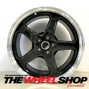 WALKINSHAW STYLE  20inch wheels and tyres to fit most Holden SET OF 4 BLACK