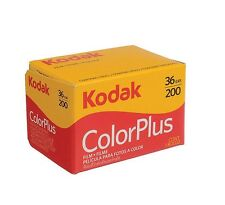 100 Rolls Kodak Color Plus 200 35mm Negative Film ColorPlus 135-36 Exp: 12/2019