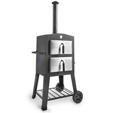 NEW Authentic Italian-style Outdoor Pizza Oven - Multi-Functional and Portable