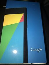 Nexus 7 (2nd Generation) 32GB Wi-Fi 7in - Black Excellent Condition
