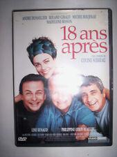 DVD 18 ANS APRES DE COLINE SERREAU / DUSSOLLIER GIRAUD BOUJENAH BESSON