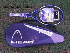 New Head LiquidMetal Heat performance racket w/ case Lm Heat Mp 102 1/2 (4) $189