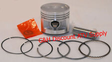1987-88 Honda TRX125 Fourtrax TRX 125 Piston Kit 4th Oversize 55mm 1987 1988