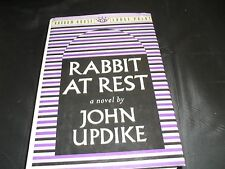 Rabbit at Rest Bk. 4 by John Updike Large Print Book Save w/Combined Shipping