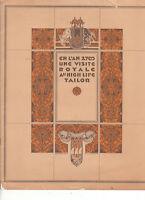 En l'an 2700 une visite royale au High Life Tailor.