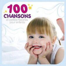 VARIOUS ARTISTS - 100 CHANSONS ET PETITES HISTOIRES NEW CD