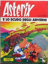 ASTERIX E LO SCUDO DEGLI ARVERNI  MONDADORI 1980 GOSCINNY UDENZO