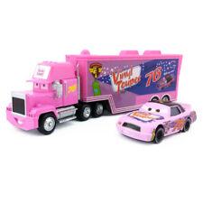 Disney Pixar Car No.76 Mack Racer's Truck & Vinyl Toupee Toy Model Car Boys Gift