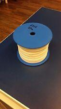 PTFE Flachdichtung mit Selbstkleberücken 17x6 mm - 20m-Rolle