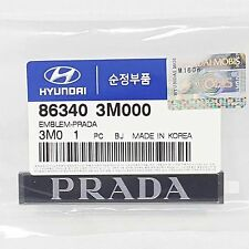 OEM 863403M000 Rear Trunk Logo Emblem For HYUNDAI GENESIS SEDAN 2009-2013