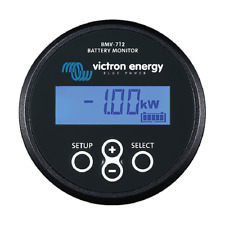 Victron BMV-712 BLACK  Smart Battery Monitor - inBuilt Bluetooth